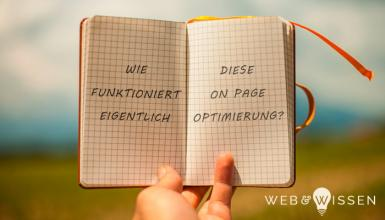SEO On Page Optimierung